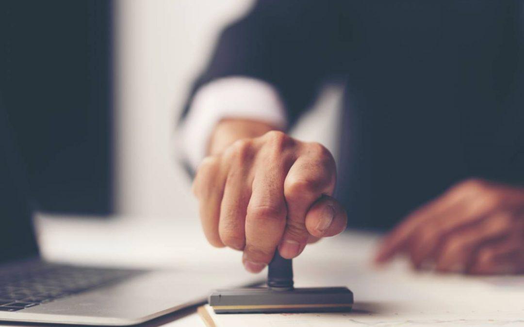 Tampon encreur: son importance pour l'entreprise