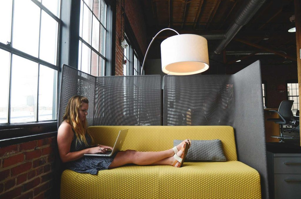 Entrepreneur freelance