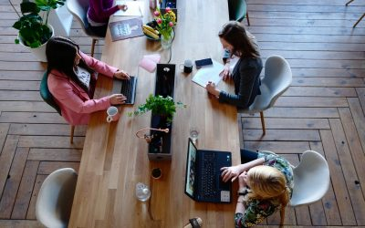 Coworking space : Les 6 bénéfices du coworking space