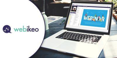 Organiser une conférence à distance sur Webikeo