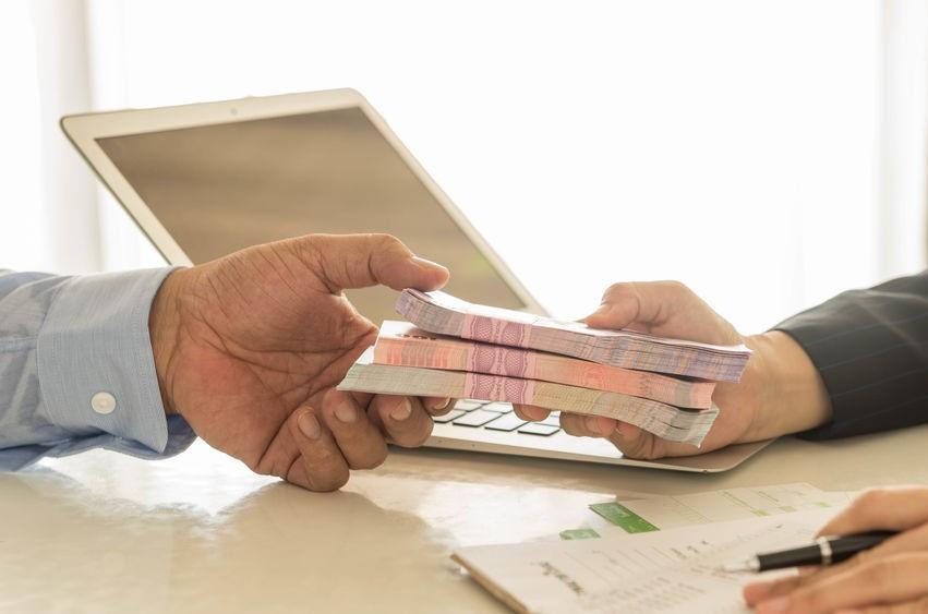 retrait argent banque