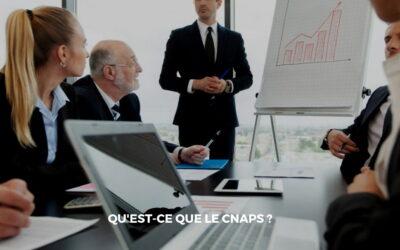 Le CNAPS: Contrôler et conseiller les acteurs dans la sécurité privée