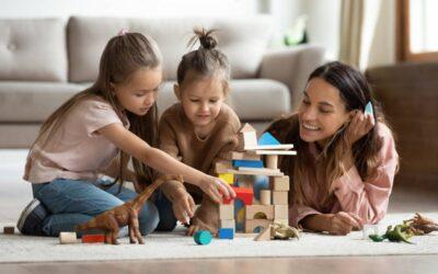 Changer de voie et devenir accompagnant en petite enfance