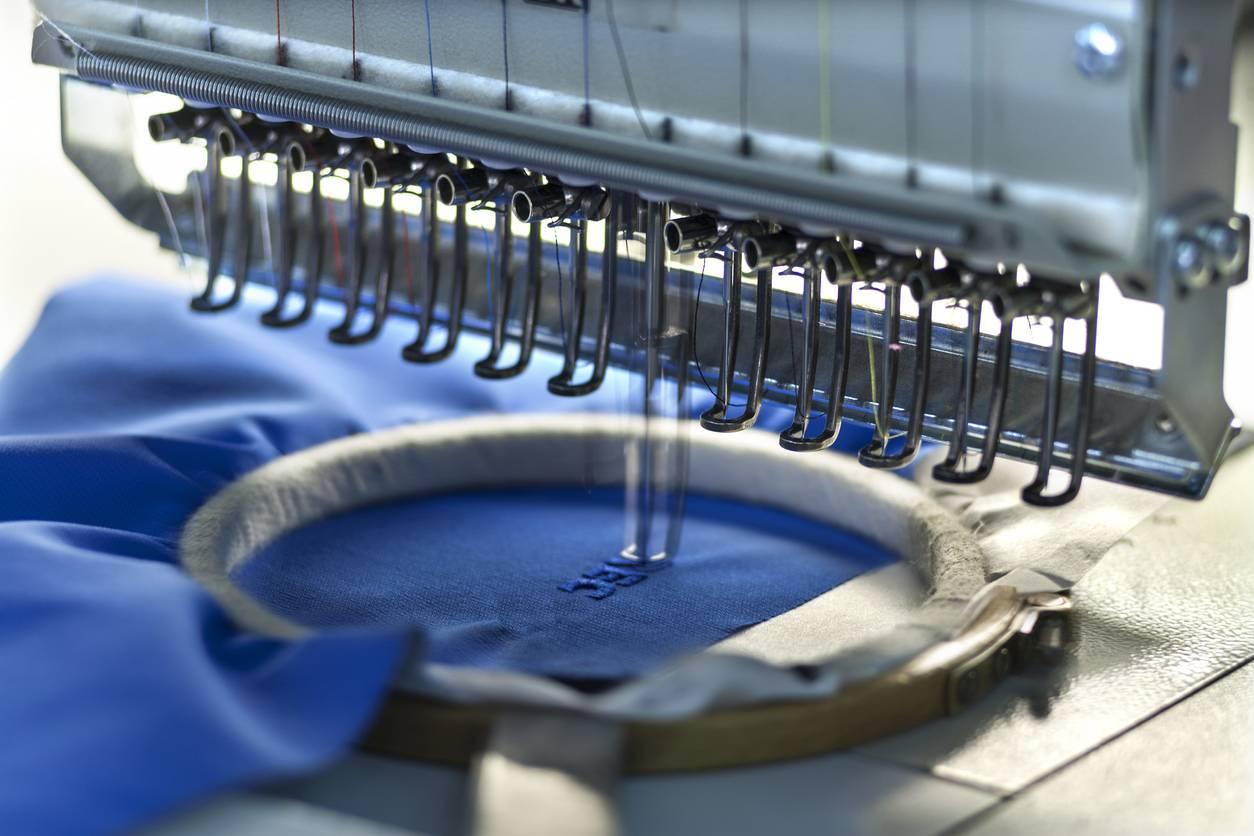 techniques de marquage textile