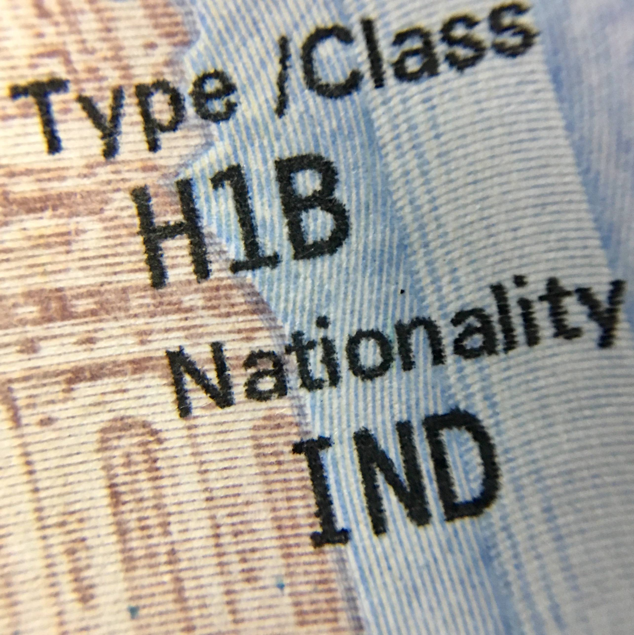 Le visa H1B pour travailler librement aux USA