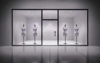 Bien isoler la vitrine de son commerce