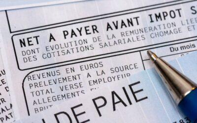 Paie et chômage partiel : les démarches